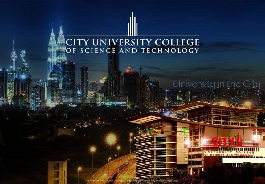 CITY UNIVERSITY COLLEGE IN MALAYSIA