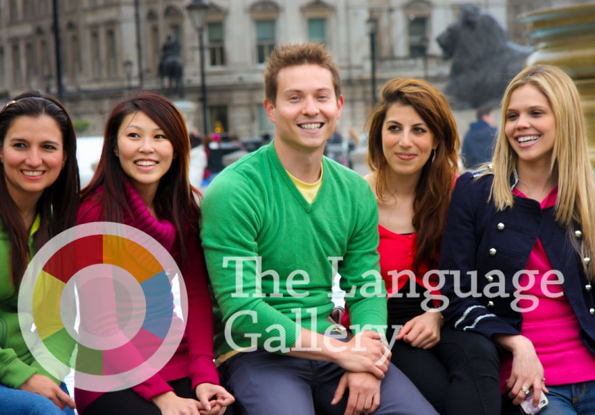 THE LANGUAGE GALLERY [BERLIN, HANNOVER]