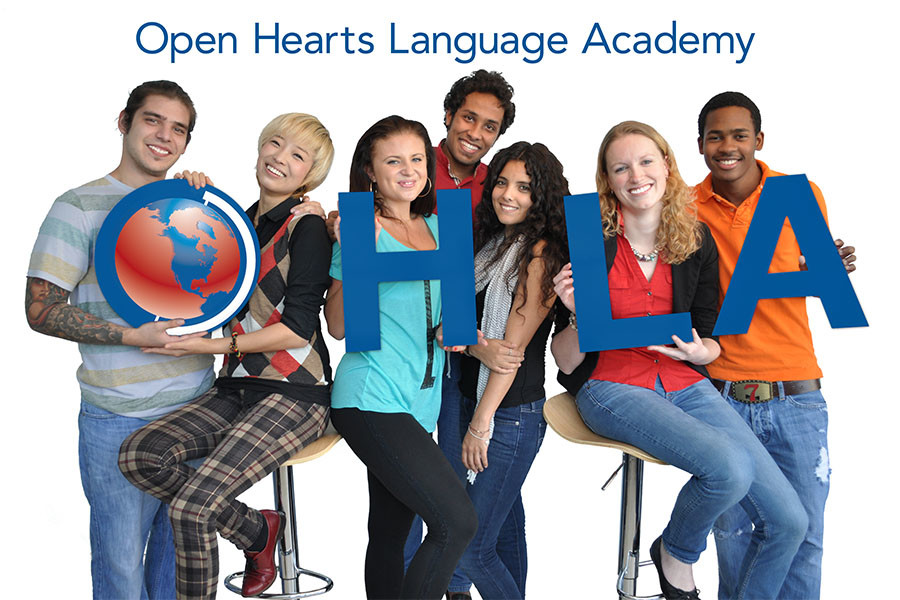 OHLA – OPEN HEARTS LANGUAGE ACADEMY